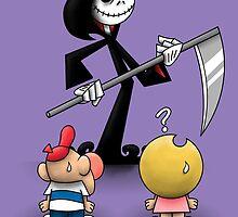 The Grim Adventures of Jack by Nasken