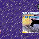 The adventures of Tinsycat, a children's picture book by Initially NO