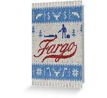 Fargo Greeting Card