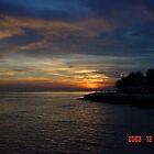 Key West Sun Set by candy