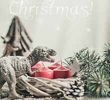 Dinosaurrrrr greetings by AugenBlicke