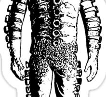 Zygon Sticker