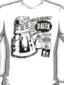 Dalek Playsuit T-Shirt
