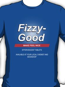 Fizzy Good - Black books T-Shirt