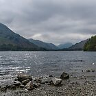 Ullswater Lake District by Trevor Kersley