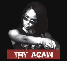 Aaliyah TRY AGAIN  by sayers