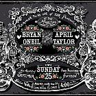 Vintage Wedding Banners & Labels by aurielaki
