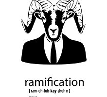 Ramification defined by SheepOverflow