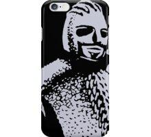 Ice Warrior iPhone Case/Skin