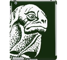 Sea Devil iPad Case/Skin