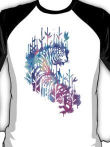 Watercolor tiger T-Shirt