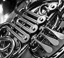 French Horn by Mark Ingram