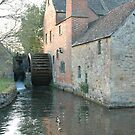 Lower Slaughter  - Old Mill - Cotswolds - UK by Michael Tapping