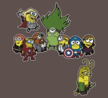Minions Assemble Kids Clothes