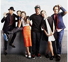 Red Band Society Photographic Print