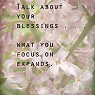 Blessings by Kathilee