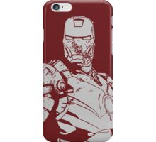 IRON MAN 1.3 iPhone Case/Skin