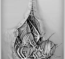 BIRTH OF EVIL by mark-chaney