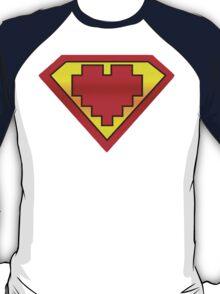 MONSTERCAT Pegboard Nerds - Superman T-Shirt