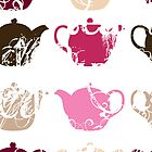 Hot Tea by thickblackoutline