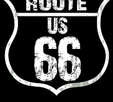challenge hot route US 66 retro style by apri nogami
