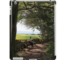 Forest walks  iPad Case/Skin