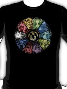 MTG - FADED GUILD WHEEL T-Shirt