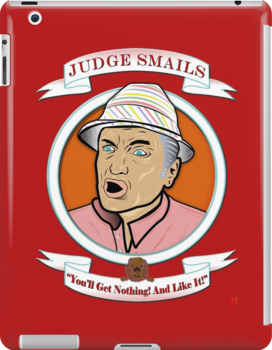 Caddyshack - Judge Smails by Michael Donnellan