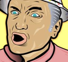 Caddyshack - Judge Smails Sticker