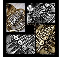 Horn Quartet Photographic Print