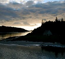 Morar, Scotland by Jennifer Douglas