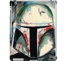 Boba Fett Illustration iPad Case/Skin