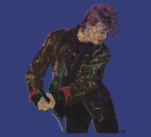 Bowie Guitar 1 T-Shirt