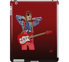 Bowie Guitar 3 iPad Case/Skin