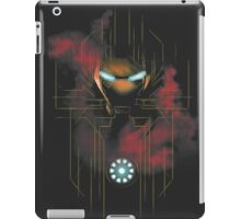 Iron Man - Iron Mask iPad Case/Skin