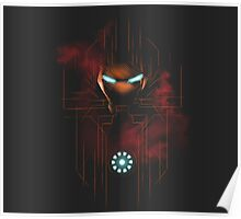Iron Man - Iron Mask Poster