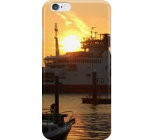 Red Eagle Sunrise iPhone Case/Skin