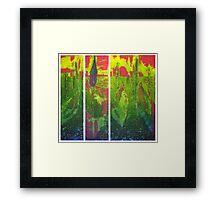 Carnivale, Courtesans and Canals Sunset Framed Print