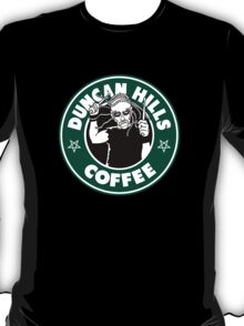 Duncan Hills Coffee (Pickles) T-Shirt
