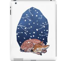 Sleeping Fawn iPad Case/Skin