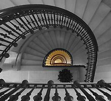 Infinity Staircase - color edited by Timothy  Ruf