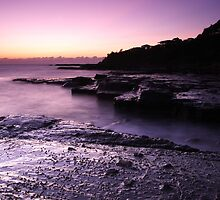 Culburra Beach Sunrise #6 by Noel Elliot