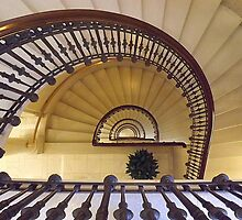Infinity Staircase by Timothy  Ruf