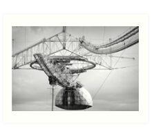 Arecibo Observatory Art Print