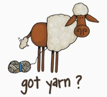 Got yarn ? by Corrie Kuipers