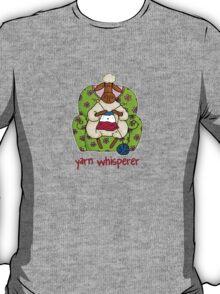 Yarn whisperer T-Shirt
