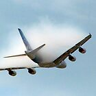 Airbus A380 by Simon Fallon