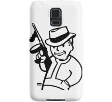 Old Fashioned Gangster Samsung Galaxy Case/Skin
