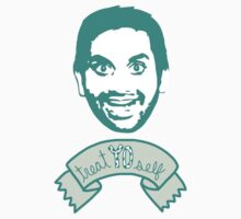 Treat Yo Self - Tom Haverford - Parks and Rec by TurtlesSoup