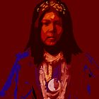 Apache Corn Maiden by Tracy Lee Mead